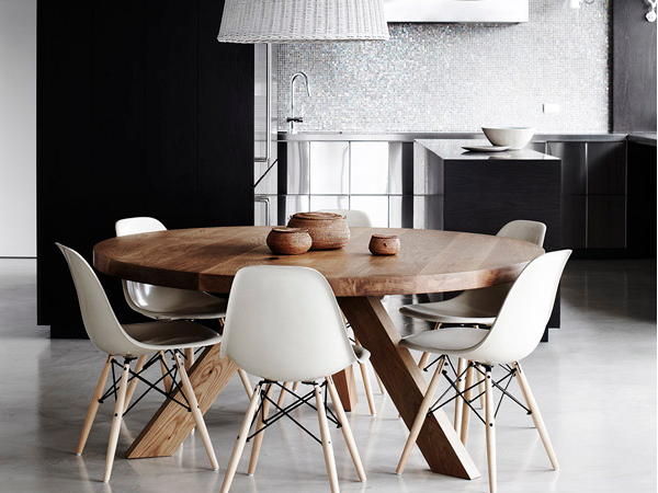 eames daw chairs dining room interior pinterest eames dsw