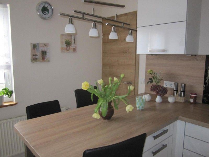 Unsere neue Küche ist fertig Der Hersteller ist Bauformat - Cube - bilder in der küche
