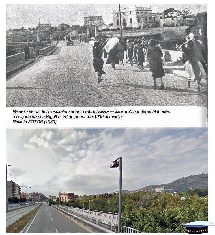 Can Rigalt El 26 De Enero De 1939 2 26 De Enero Enero Barcelona