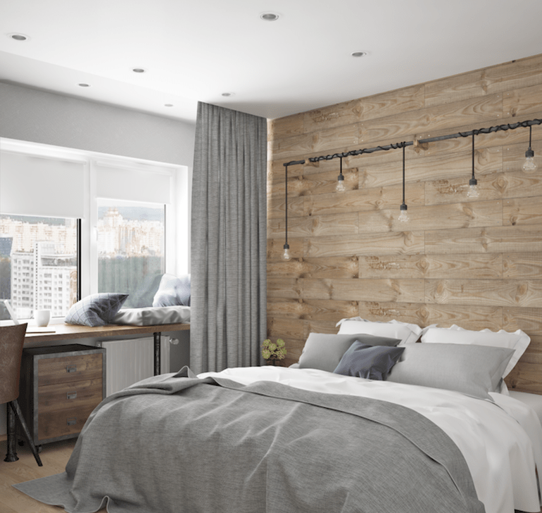 30 Stylish And Contemporary Masculine Bedroom Ideas: 27 Minimalist Master Bedroom Ideas In 2020