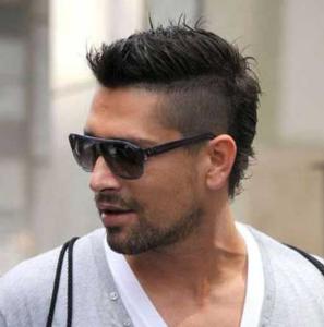 30 Best Faux Hawk Haircuts For Men