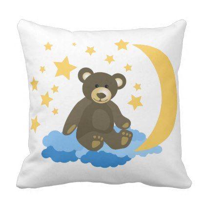 teddy bear pillowcase teddy bear