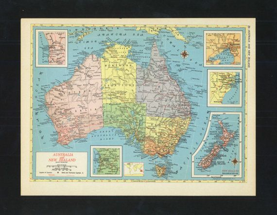 Maps to use in craft   Map of new zealand, World atlas map ...  New Zealand World Map Asia