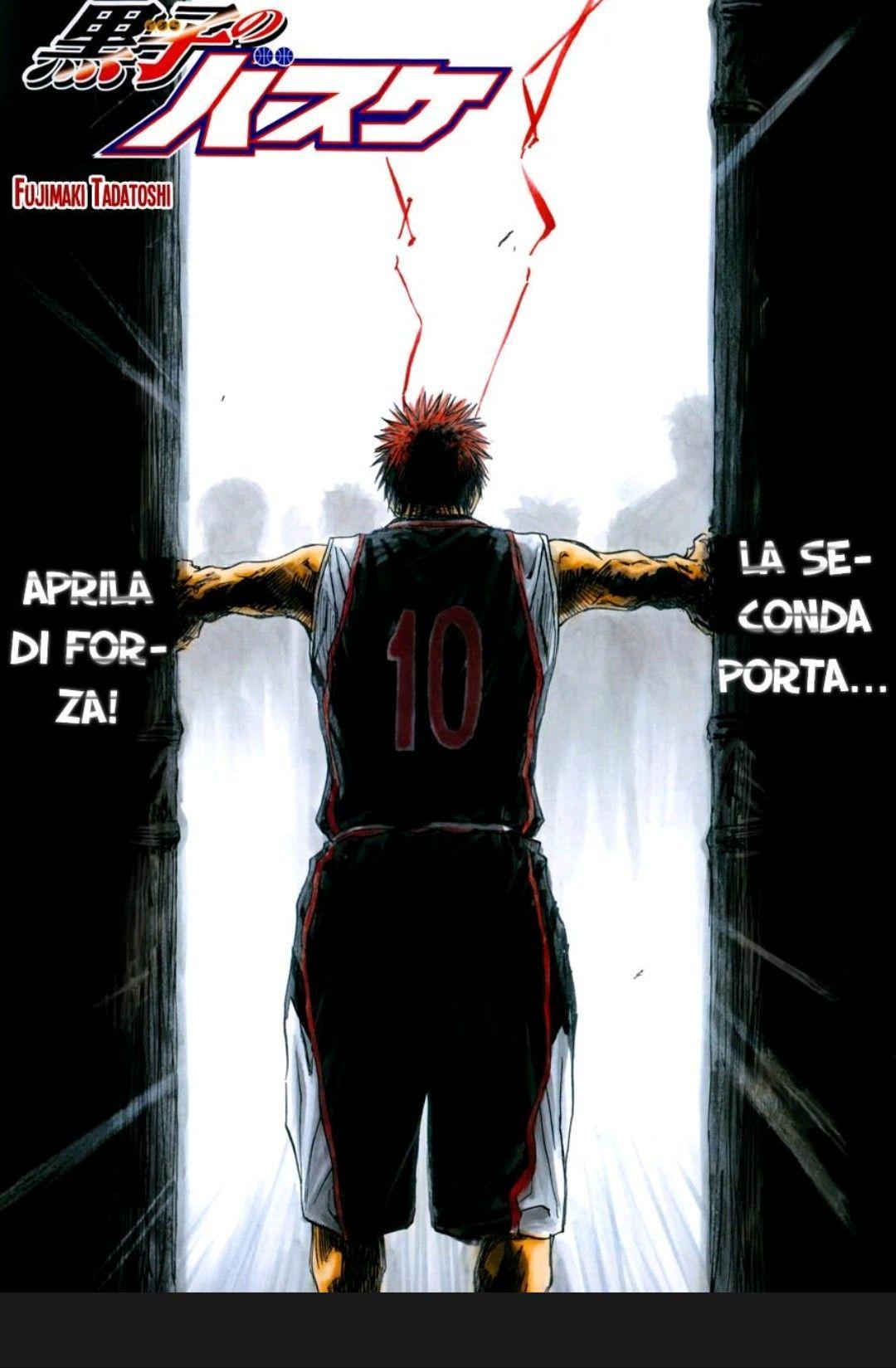 Kuroko No Basket The Second Door Dessin