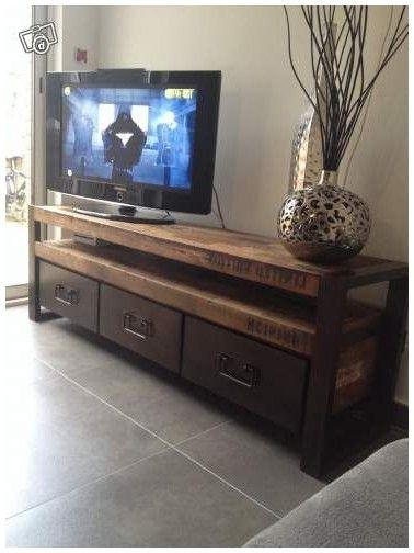 Meuble Tv Style Industriel @ génial Luxe Élégant Meilleur De Beau