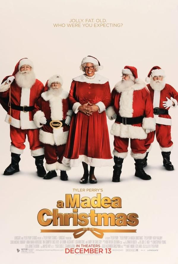 Madea Christmas 2013 In 2020 Madea Christmas Movie Madea Christmas Madea Movies