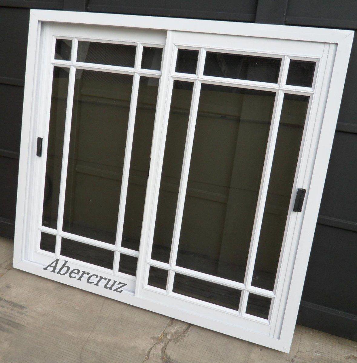 Pin de lizbeth pedraza en li ventanas ventanas de for Modelos de puertas y ventanas de aluminio