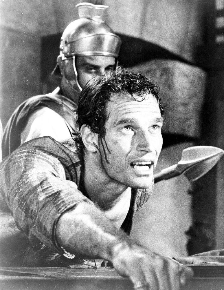 Ben Hur Schauspieler
