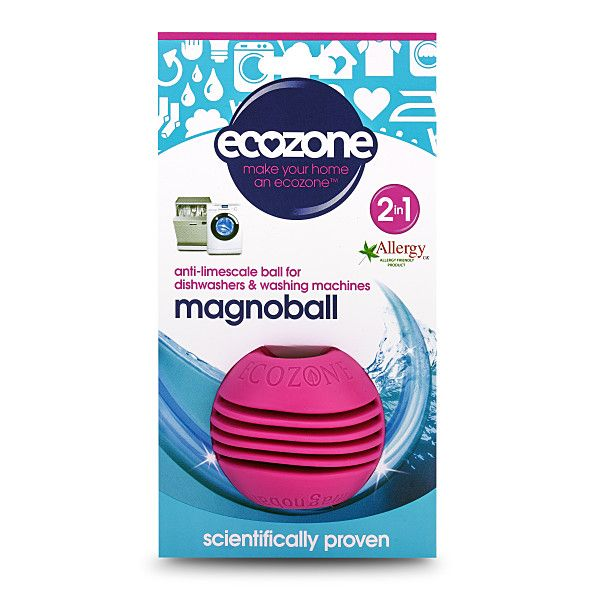 Ecozone Magno Ball Anti Limescale Ball For Washing Machine And