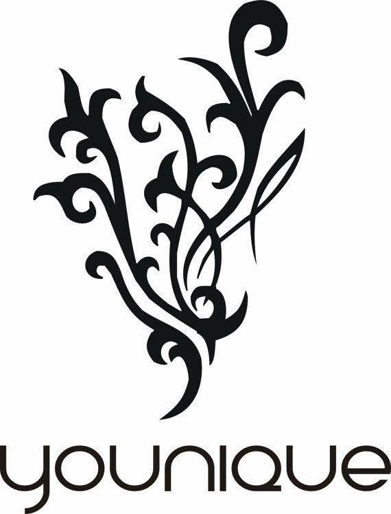 Younique Logo Maquillage Mascara Younique