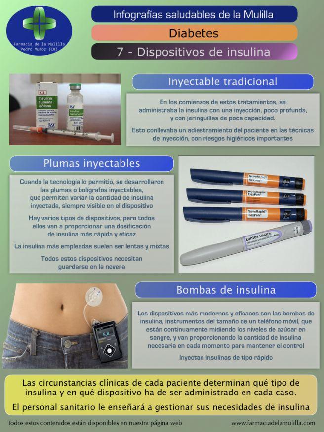 ¿Qué tipos de tratamientos hay para la diabetes?