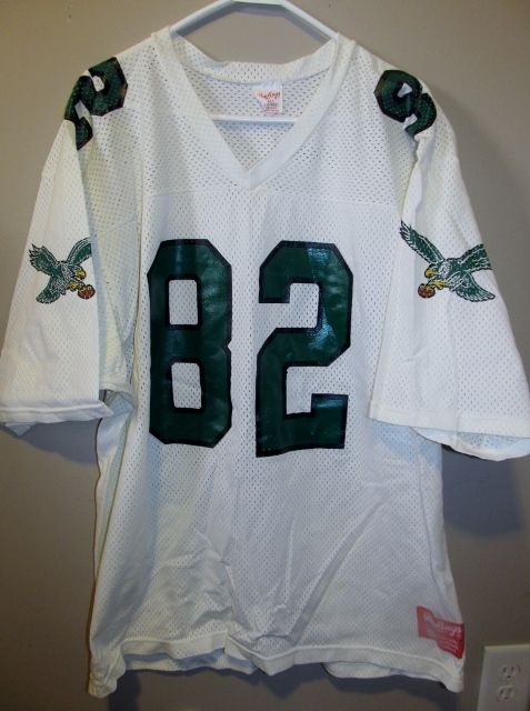 separation shoes 94a3f 3cfa8 Vintage Mike Quick #82 Philadelphia Eagles Football jersey ...