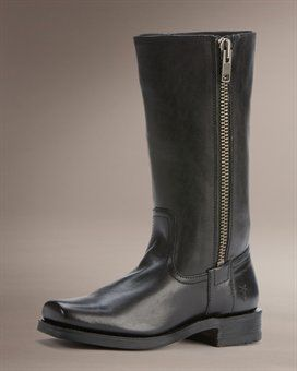 2d4b40e2937 Heath Outside Zip Style No: 77284 | Boots | Boots, Frye boots, The ...
