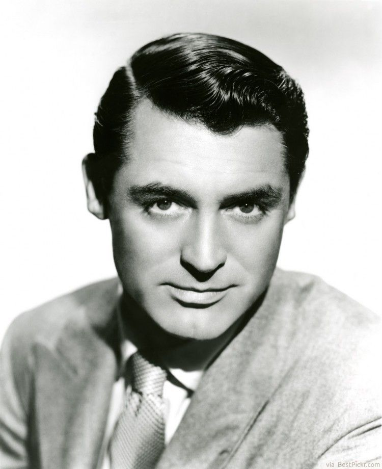 Carey Grant Cropped 1950's Men's Hairstyles ❥❥❥ http://bestpickr.com/1950s-hairstyles