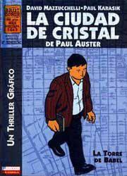 La Ciudad De Cristal De D Mazzuchelli Libros Auster Ciudades