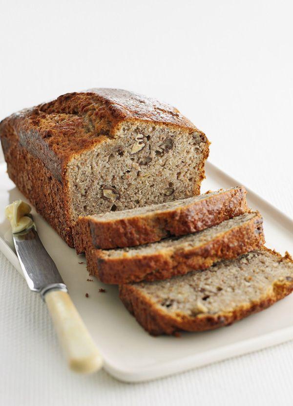 Banana Breakfast Loaf Recipe Bbc Good Food Recipes Homemade Banana Bread Recipe Recipes
