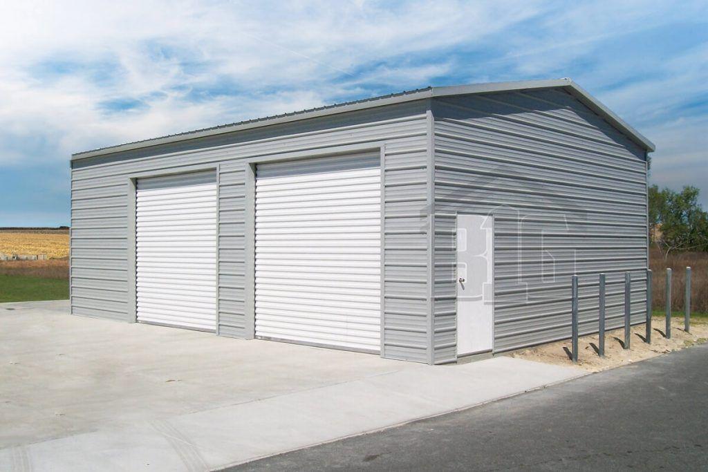 The Singapore 20x30x12 Garage Door Design Metal Building Prices Garage Door Styles