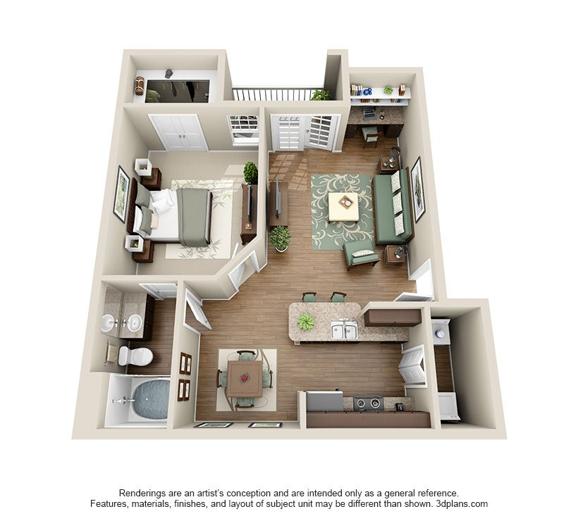 Hawthorne At Victoria Offers Updgraded 1 And 2 Bedroom
