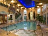 traditional pool by John Kraemer & Sons
