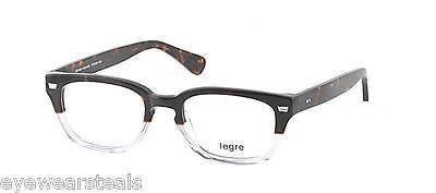cdc214de4a1c Legre LE180 Col 442 Crystal Tortoise Plastic Eyeglasses Japan Made  51-20-145 New