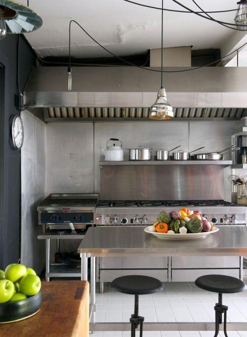 Best Stainless Steel Kitchen Commercial Kitchen Design 400 x 300