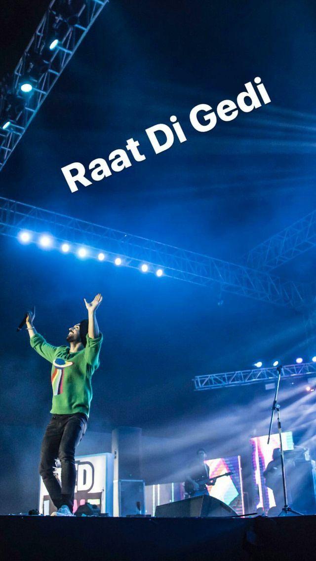 Dosanjhan wala😍 Diljit dosanjh, Singer, Concert