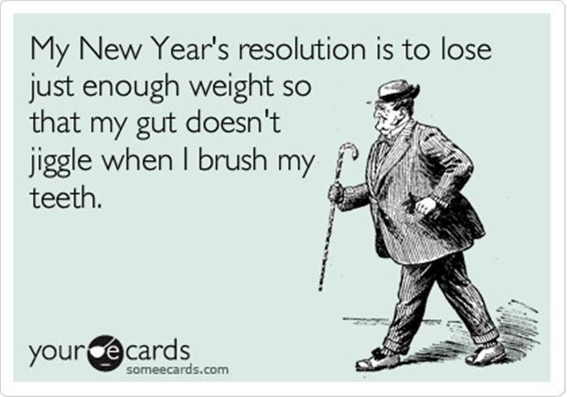 Funny New Years Resolutions – 24 Pics | Funny Pictures | Pinterest ...