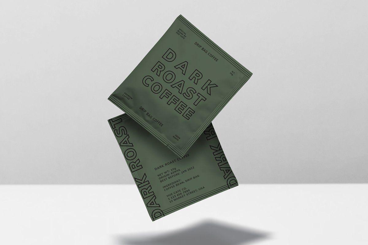 Download Chai Tea Bag Sealed Bag Mockup Sponsored Affiliate Template Mockup Sealed Stylish Bag Mockup Coffee Bag Design Mockup