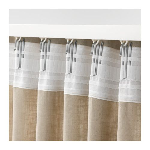 Riktig Curtain Hook Ikea Curtain Hooks Curtains Wave Curtains