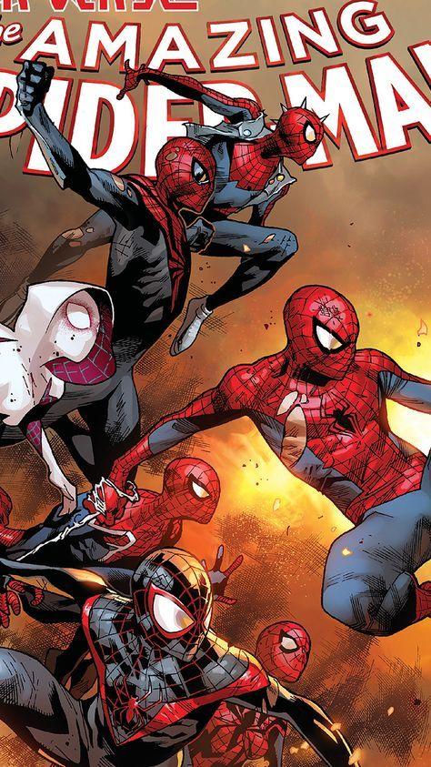 Al97 Amazing Spiderman Marvel Art Hero Film Anime