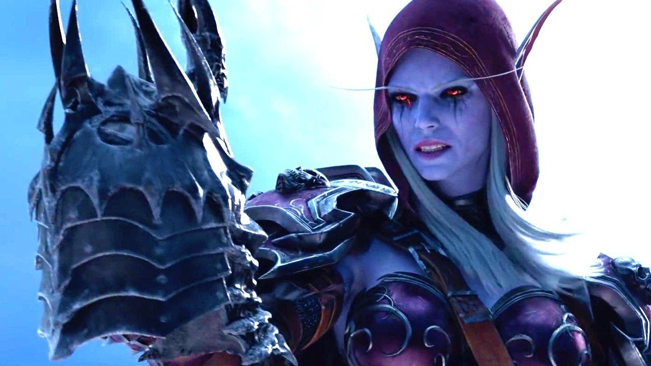 World of Warcraft Exploring the Shadowlands Gameplay Trailer