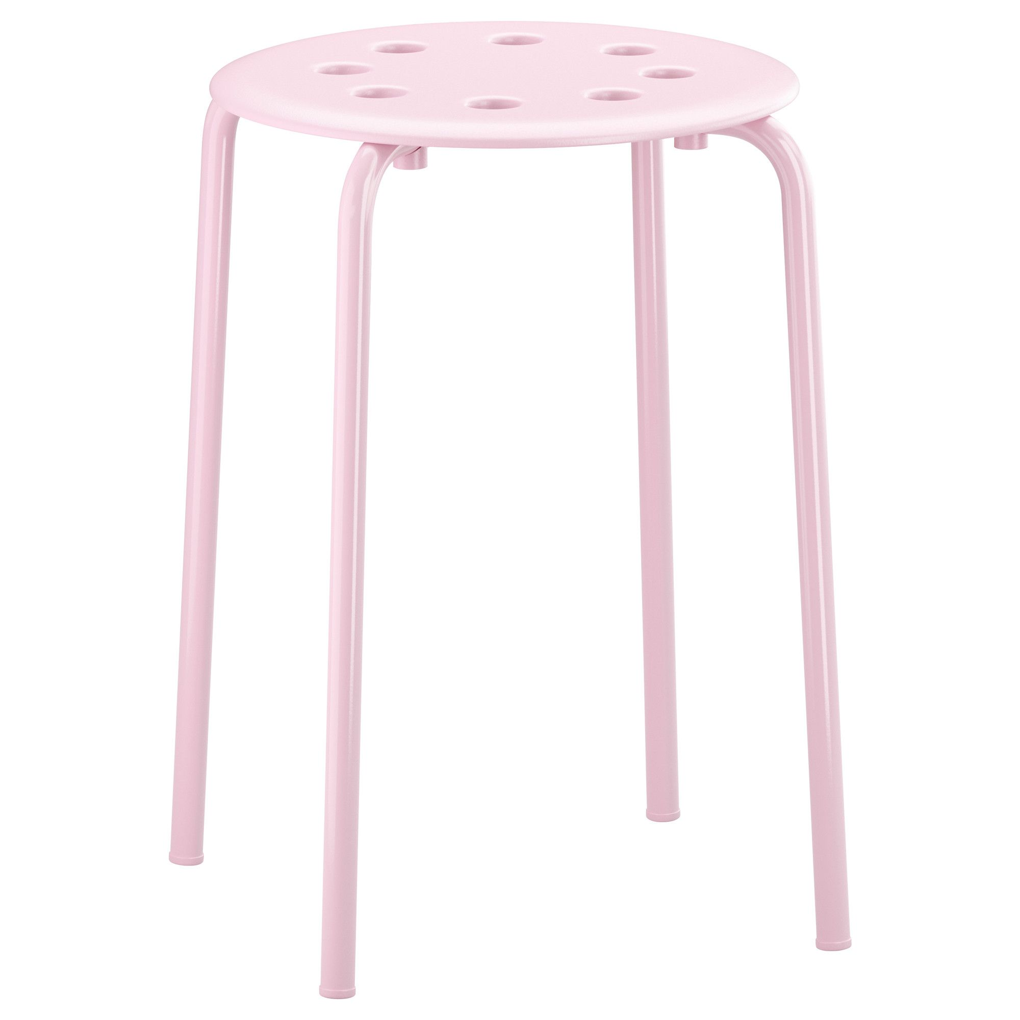 stunning marius stool light pink ikea ella with lampadaire. Black Bedroom Furniture Sets. Home Design Ideas