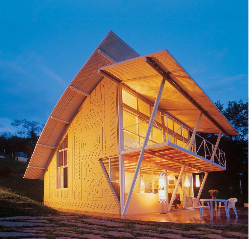 João Diniz Arquitetura · Casa Eugênia