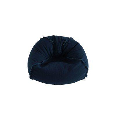 Groovy Ace Casual Furniture Exposed Seams Bean Bag Chair Creativecarmelina Interior Chair Design Creativecarmelinacom