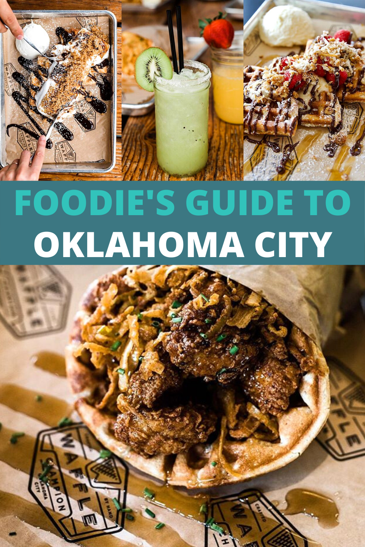 Foodie S Guide To Oklahoma City Must Eat In Okc In 2020 Foodies Guide Eat Foodie
