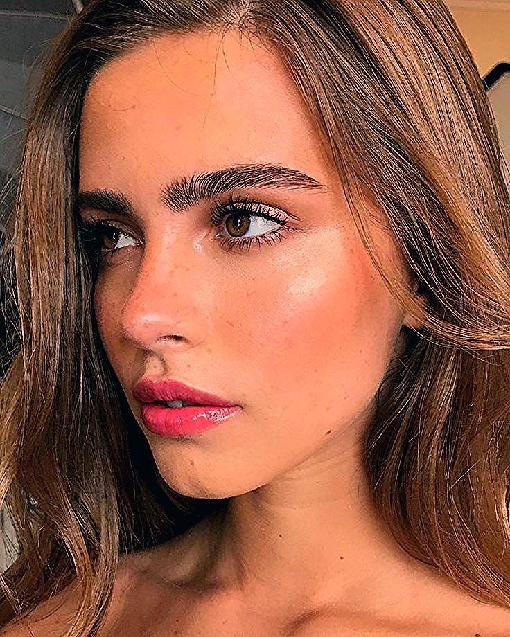 Photo of Mode, Make-up, Hautpflege, strahlende Haut, einfaches Make-up, zarter Glamour –  #einfaches #…