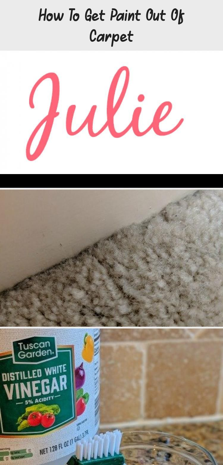 Dealing With Paint Stains In The Carpet Check Out How To Get