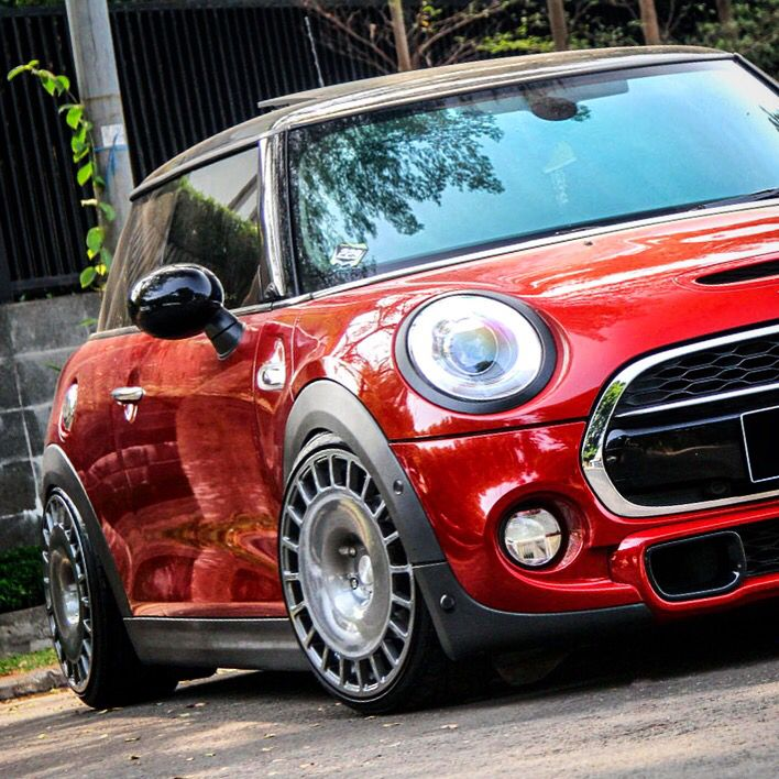 Mini Cooper San Diego >> Image result for rotiform for 2018 mini cooper s | Mini | Pinterest | Minis, Cars and Morris minor