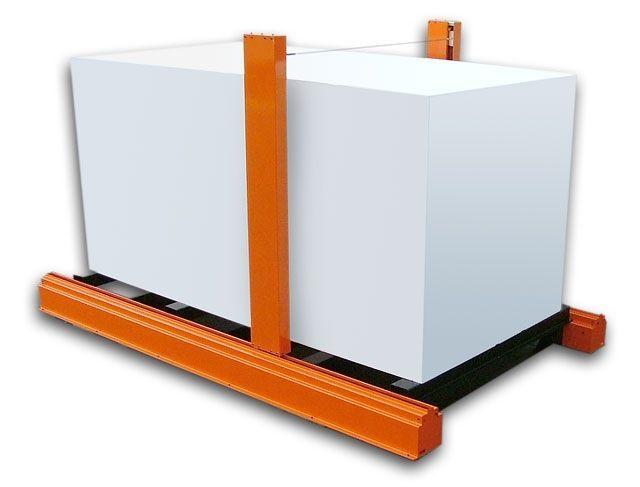 FCX448 single block CNC hot wire foam cutter for cutting EPS