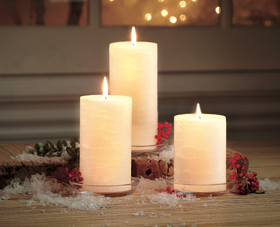 When Grouping Candles Together Arrange Them To Be At