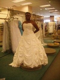 Wedding Dress - Update: I've found two dresses. I need your votes!!!! - YAWOLLOH11's Green Wedding by Color Blog
