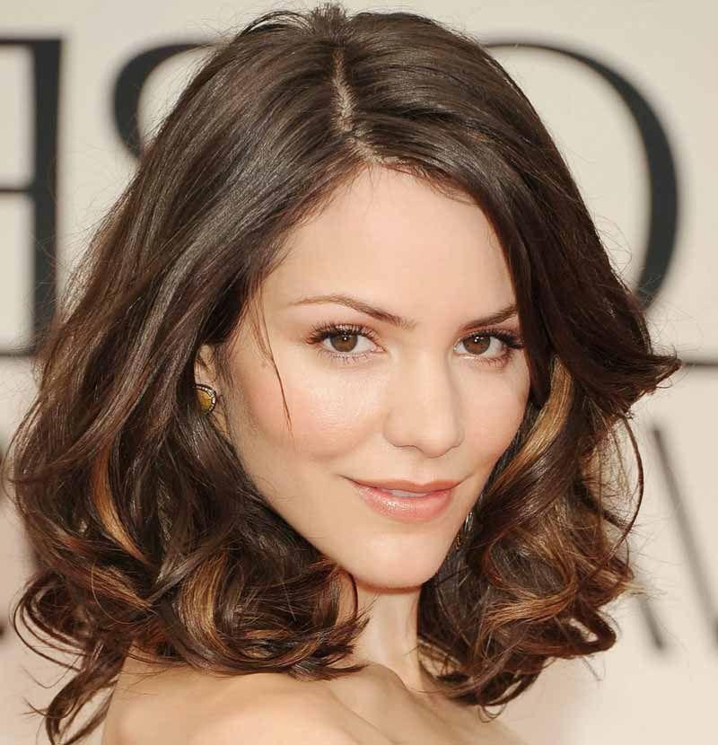 Tips Memilih Model Rambut Khusus Untuk Wanita Gemuk ...