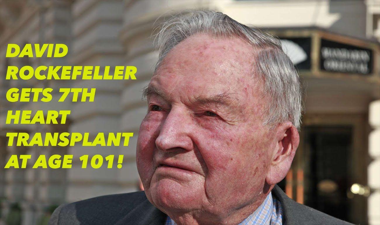 Rockefeller Heart Transplant
