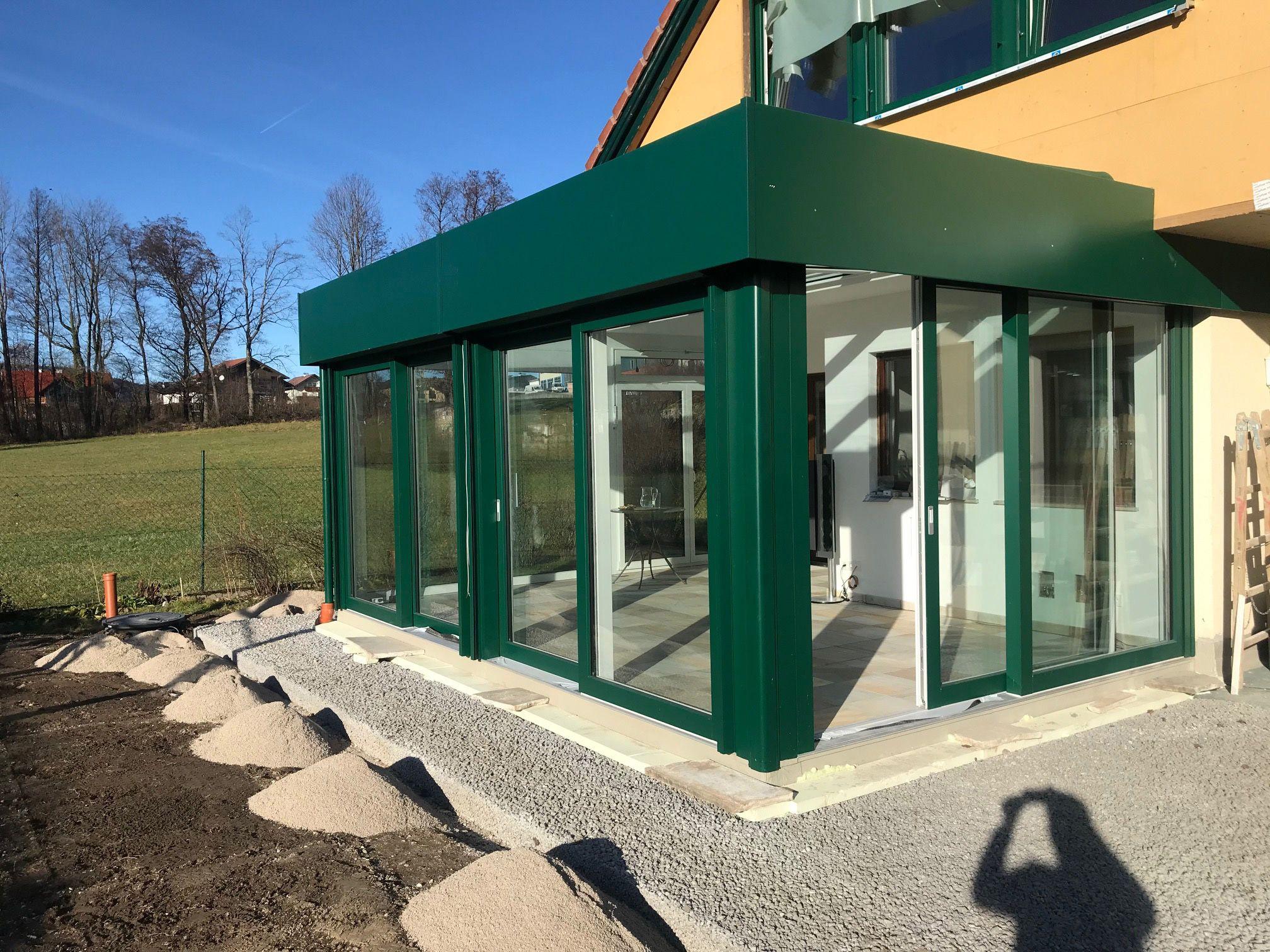 Wintergarten In Moosgrun Montageort Mondsee Oo In 2020