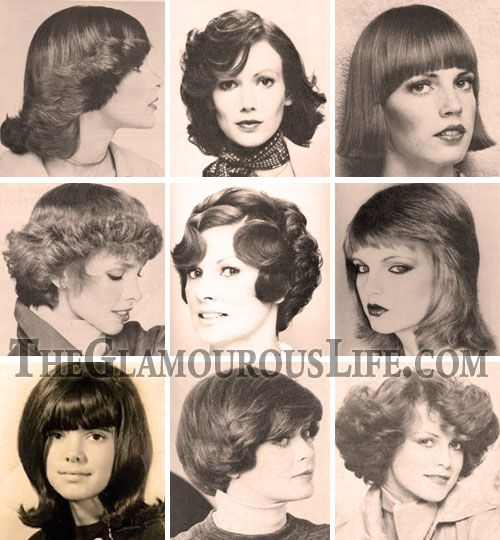 70 S Shag Hairstyle The Glamourous Life 70s Hair 1970s Hairstyles Short Hair Styles