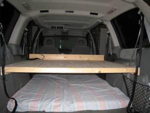 Double Decker Bed For Minivan