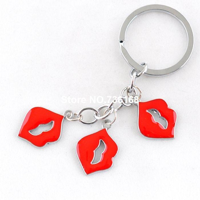 Key Rings for Women   ... del-labio-fashion-women-sexy-key-rings-red-mouth-pendants-hot-sale.jpg