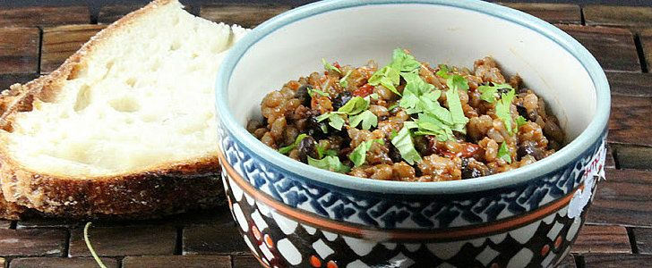 One-Pot Vegetarian Dinner: Cuban Rice and Beans