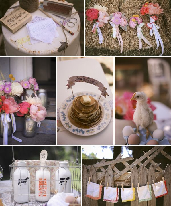 Top 8 Bridal Shower Theme Ideas 2014 Trends With Images Rustic