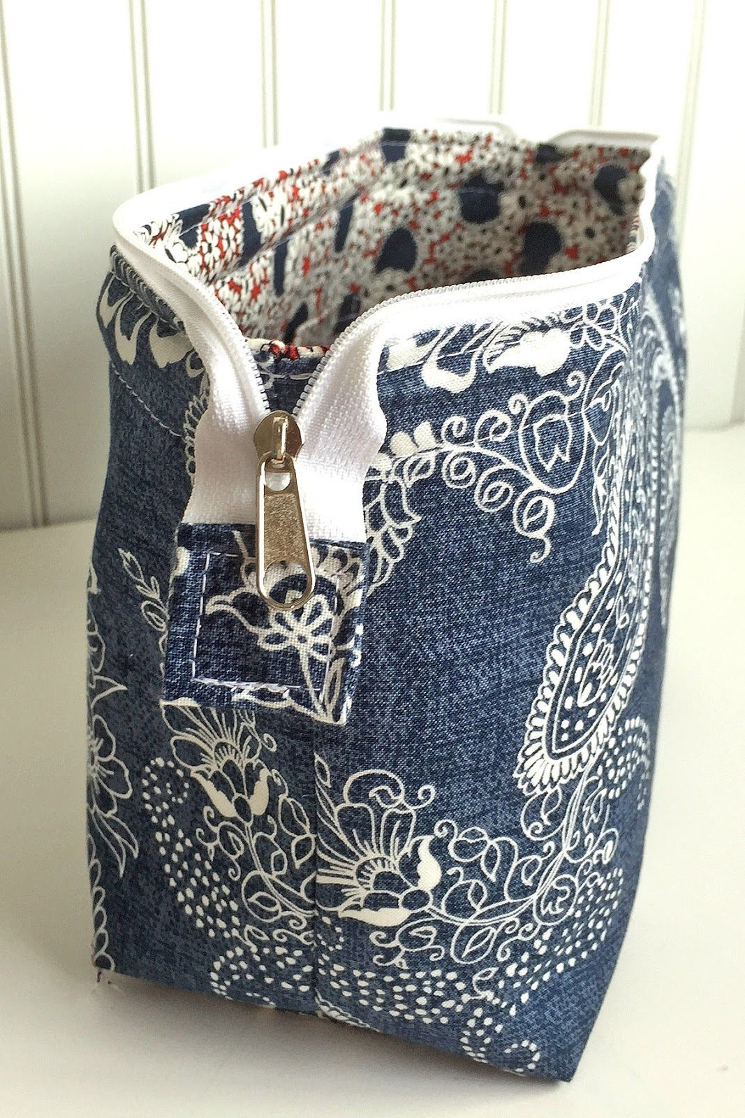 Emmaline Bags: Sewing Patterns and Purse Supplies: The Retreat Bag ...
